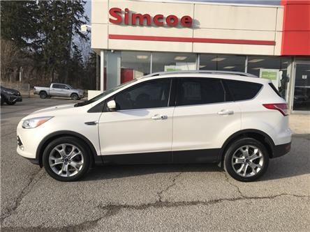 2015 Ford Escape Titanium (Stk: 18189A) in Simcoe - Image 2 of 17