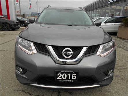 2016 Nissan Rogue  (Stk: Y20117A) in Scarborough - Image 2 of 24