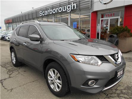 2016 Nissan Rogue  (Stk: Y20117A) in Scarborough - Image 1 of 24