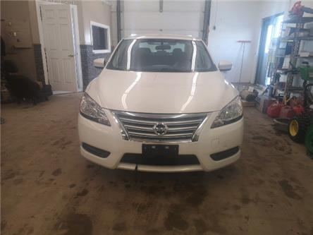 2015 Nissan Sentra 1.8 SV (Stk: -) in Winnipeg - Image 1 of 11