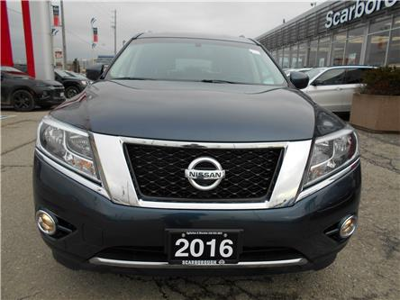 2016 Nissan Pathfinder SV (Stk: 520012A) in Scarborough - Image 2 of 29