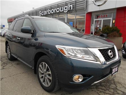 2016 Nissan Pathfinder SV (Stk: 520012A) in Scarborough - Image 1 of 29