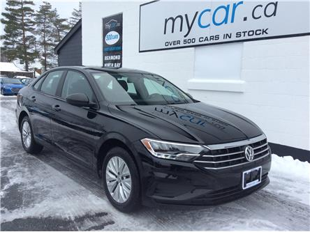 2019 Volkswagen Jetta 1.4 TSI Comfortline (Stk: 200037) in Kingston - Image 1 of 20