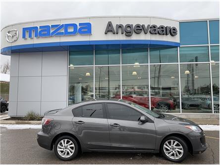 2013 Mazda Mazda3 GS-SKY (Stk: K7930A) in Peterborough - Image 1 of 15