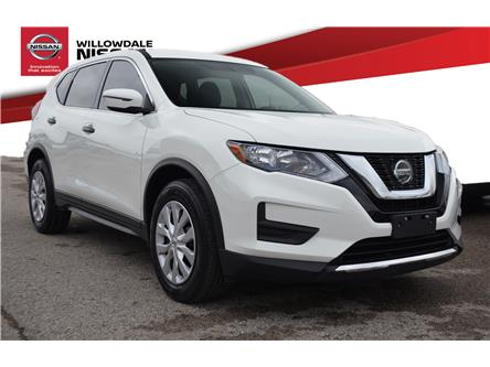 2019 Nissan Rogue S (Stk: N271B) in Thornhill - Image 1 of 24