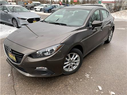 2016 Mazda Mazda3 Sport GS (Stk: 1619) in Peterborough - Image 1 of 13