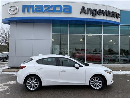 2018 Mazda Mazda3 Sport GT (Stk: 1625A) in Peterborough - Image 1 of 13