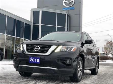 2018 Nissan Pathfinder SV Tech (Stk: M2738) in Gloucester - Image 1 of 18
