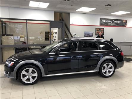 2014 Audi A4 allroad 2.0 Progressiv (Stk: -) in Ottawa - Image 1 of 25