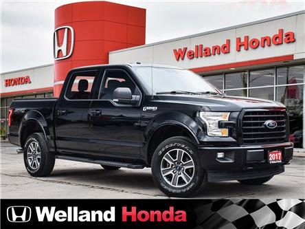 2017 Ford F-150 XLT (Stk: U6652B) in Welland - Image 1 of 11