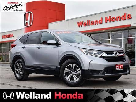 2017 Honda CR-V LX (Stk: U19507) in Welland - Image 1 of 16