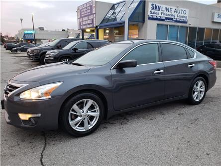 2013 Nissan Altima 2.5 SL (Stk: ) in Concord - Image 1 of 24