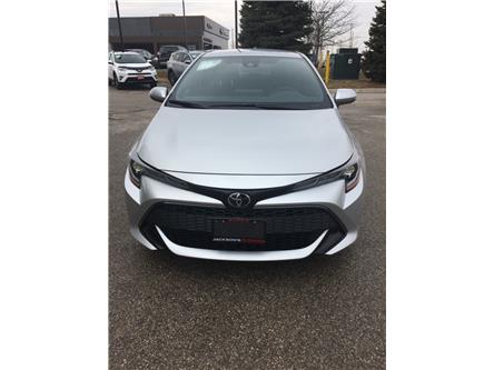 2019 Toyota Corolla Hatchback SE Package (Stk: 91496) in Barrie - Image 2 of 11
