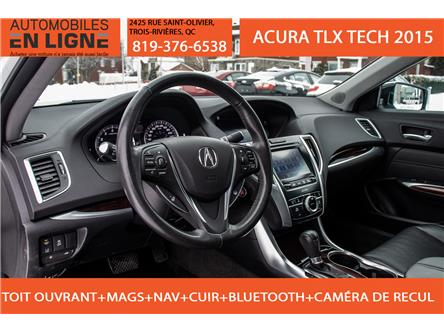 2015 Acura TLX Tech (Stk: 800681) in Trois Rivieres - Image 2 of 37