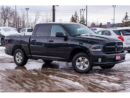 2015 RAM 1500 ST (Stk: 27056UZ) in Barrie - Image 1 of 28