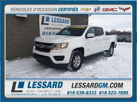 2018 Chevrolet Colorado WT (Stk: 19-896A) in Shawinigan - Image 1 of 30