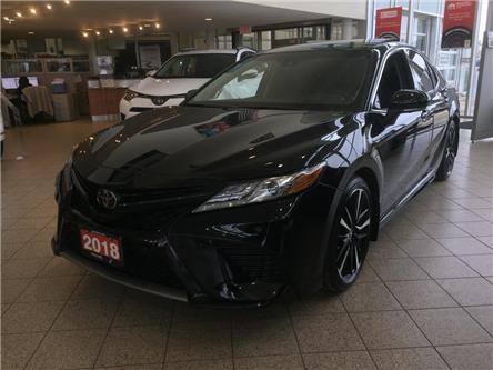 2018 Toyota Camry XSE V6 (Stk: 015016T) in Brampton - Image 2 of 13