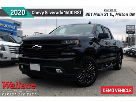 2020 Chevrolet Silverado 1500 RST (Stk: 103423D) in Milton - Image 1 of 23