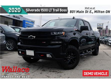 2020 Chevrolet Silverado 1500 LT Trail Boss (Stk: 105865 | DEMO) in Milton - Image 1 of 3