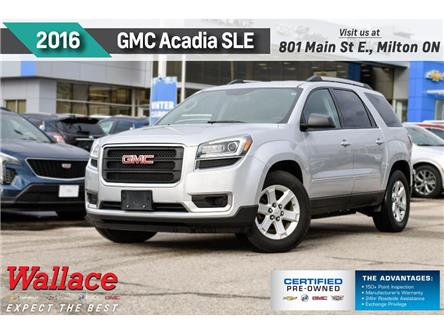 2016 GMC Acadia SLE-2 | FWD | ONE OWNR | HTD SEATS | RMT START (Stk: PL5271) in Milton - Image 1 of 26