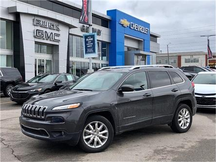 2016 Jeep Cherokee Limited (Stk: 127854B) in BRAMPTON - Image 2 of 10