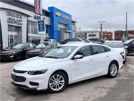 2018 Chevrolet Malibu LT|BLUETOOTH|REAR CAMERA| (Stk: 203195) in BRAMPTON - Image 1 of 17