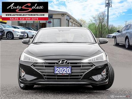 2020 Hyundai Elantra Preferred w/Sun & Safety Package (Stk: X2HPZ1) in Scarborough - Image 2 of 29