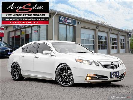 2012 Acura TL  (Stk: 12ATC61) in Scarborough - Image 1 of 28