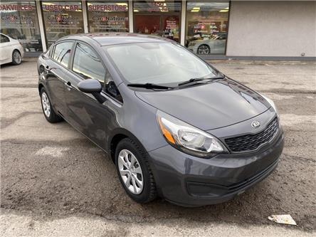 2015 Kia Rio LX+ | HTD SEATS | BLUETOOTH | CRUISE CONTROL (Stk: G0032) in Oakville - Image 2 of 19