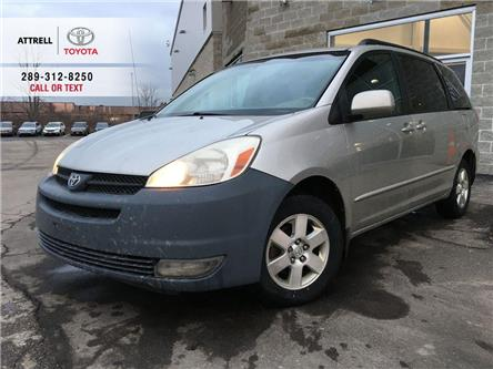 2004 Toyota Sienna LE 7 PASS, POWER DRIVER SEAT - DOOR, ALLOYS, FOG L (Stk: 46215A) in Brampton - Image 1 of 16