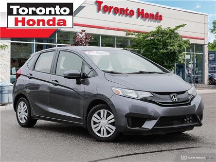 2015 Honda Fit LX (Stk: H39911A) in Toronto - Image 1 of 27