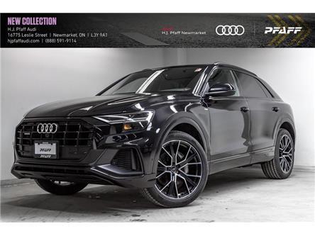 2020 Audi Q8 55 Progressiv (Stk: A12962) in Newmarket - Image 1 of 22