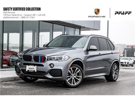 2015 BMW X5 xDrive35d (Stk: U8481) in Vaughan - Image 1 of 22