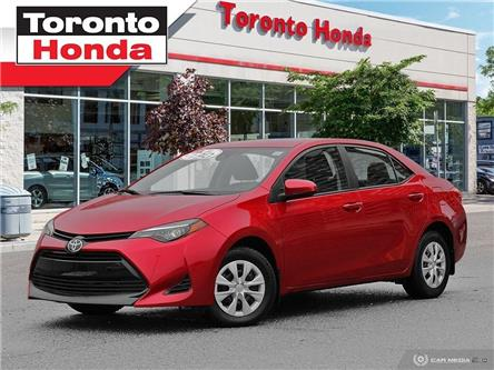 2019 Toyota Corolla LE (Stk: H39888A) in Toronto - Image 1 of 27