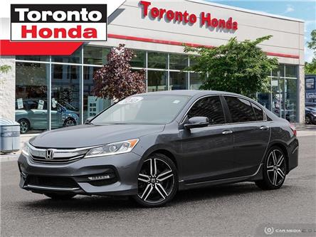 2016 Honda Accord Sedan Sport (Stk: H39886A) in Toronto - Image 1 of 30
