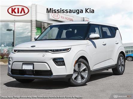 2020 Kia Soul EV EV Premium (Stk: SL20055) in Mississauga - Image 1 of 24
