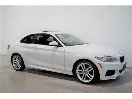 2016 BMW 228i xDrive (Stk: 598535) in Vaughan - Image 1 of 30