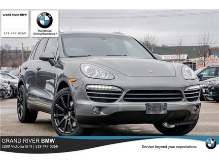2014 Porsche Cayenne DIESEL (Stk: 6373A) in Kitchener - Image 1 of 6
