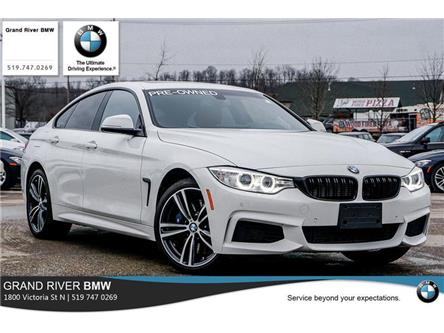 2016 BMW 435i xDrive Gran Coupe (Stk: PW4976B) in Kitchener - Image 1 of 22
