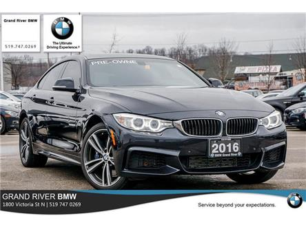2016 BMW 435i xDrive Gran Coupe (Stk: PW5154) in Kitchener - Image 1 of 22