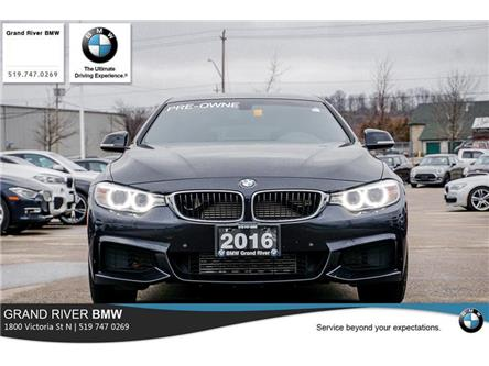 2016 BMW 435i xDrive Gran Coupe (Stk: PW5154) in Kitchener - Image 2 of 22