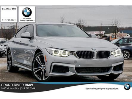 2016 BMW 435i xDrive Gran Coupe (Stk: PW5193) in Kitchener - Image 1 of 13