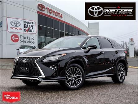 2019 Lexus RX 350 Base (Stk: U3077) in Vaughan - Image 1 of 28
