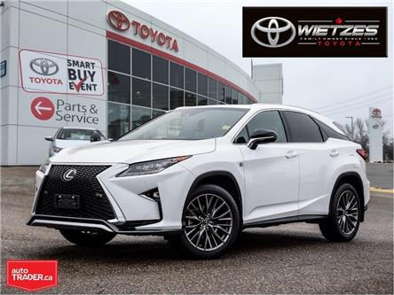 2019 Lexus RX 350 Base (Stk: U3082) in Vaughan - Image 1 of 27