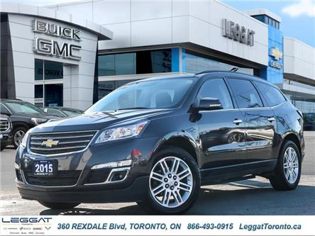 2015 Chevrolet Traverse 1LT (Stk: L100607A) in Etobicoke - Image 1 of 28