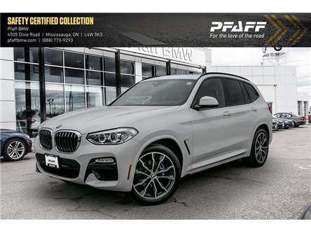 2019 BMW X3 xDrive30i (Stk: U5852) in Mississauga - Image 1 of 21