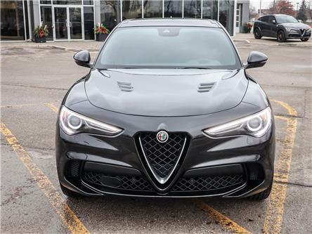 2019 Alfa Romeo Stelvio Quadrifoglio (Stk: U473) in Oakville - Image 2 of 30
