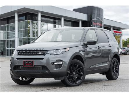 2016 Land Rover Discovery Sport HSE LUXURY (Stk: 20HMS052) in Mississauga - Image 1 of 21