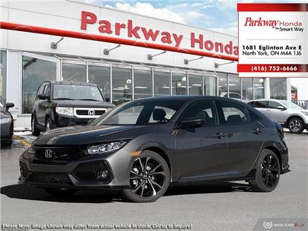 2020 Honda Civic Sport (Stk: 26123) in North York - Image 1 of 22