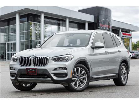 2019 BMW X3 xDrive30i (Stk: 19HMS853) in Mississauga - Image 1 of 20